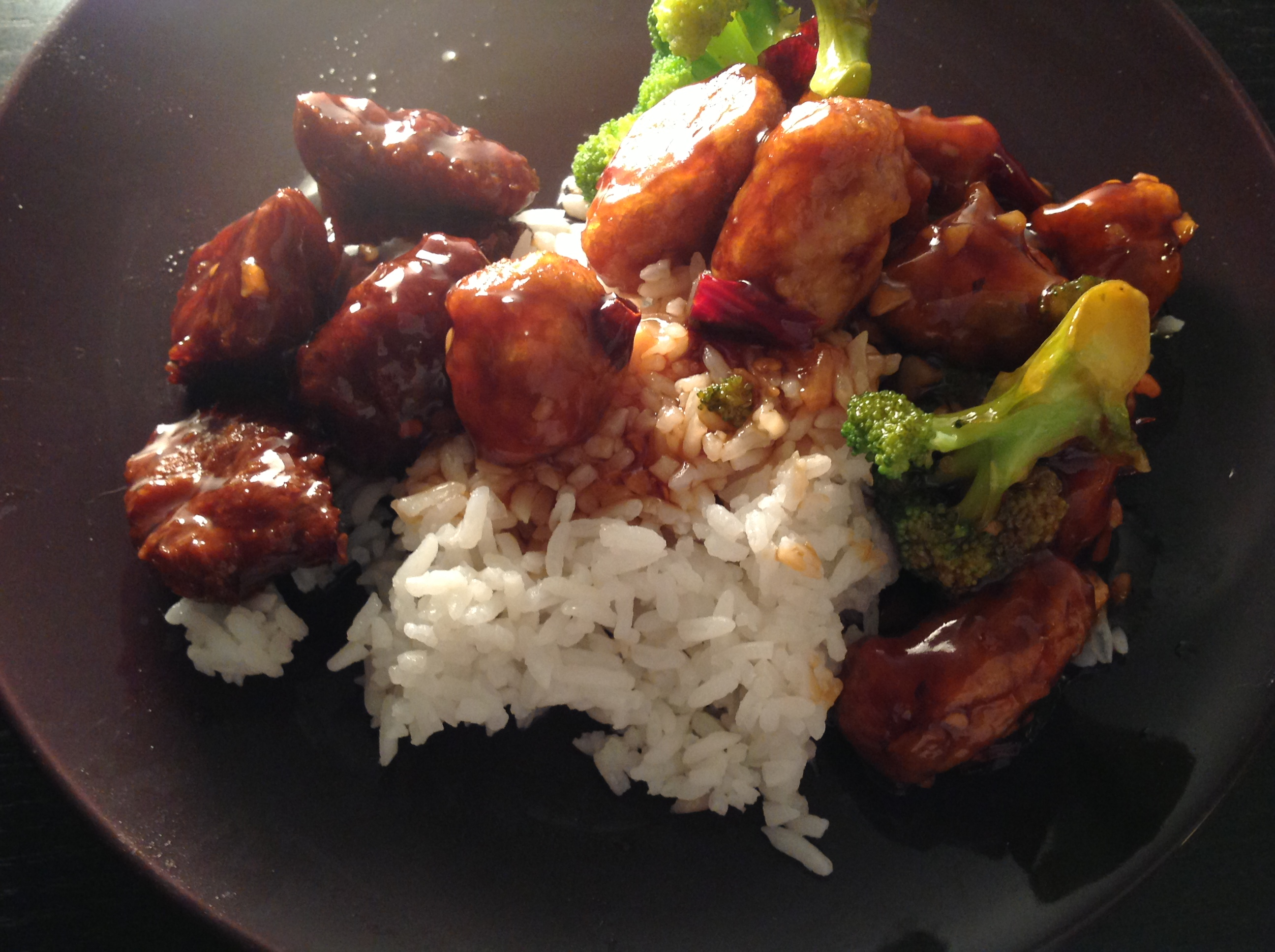 Takeout - General Tsao's Chicken