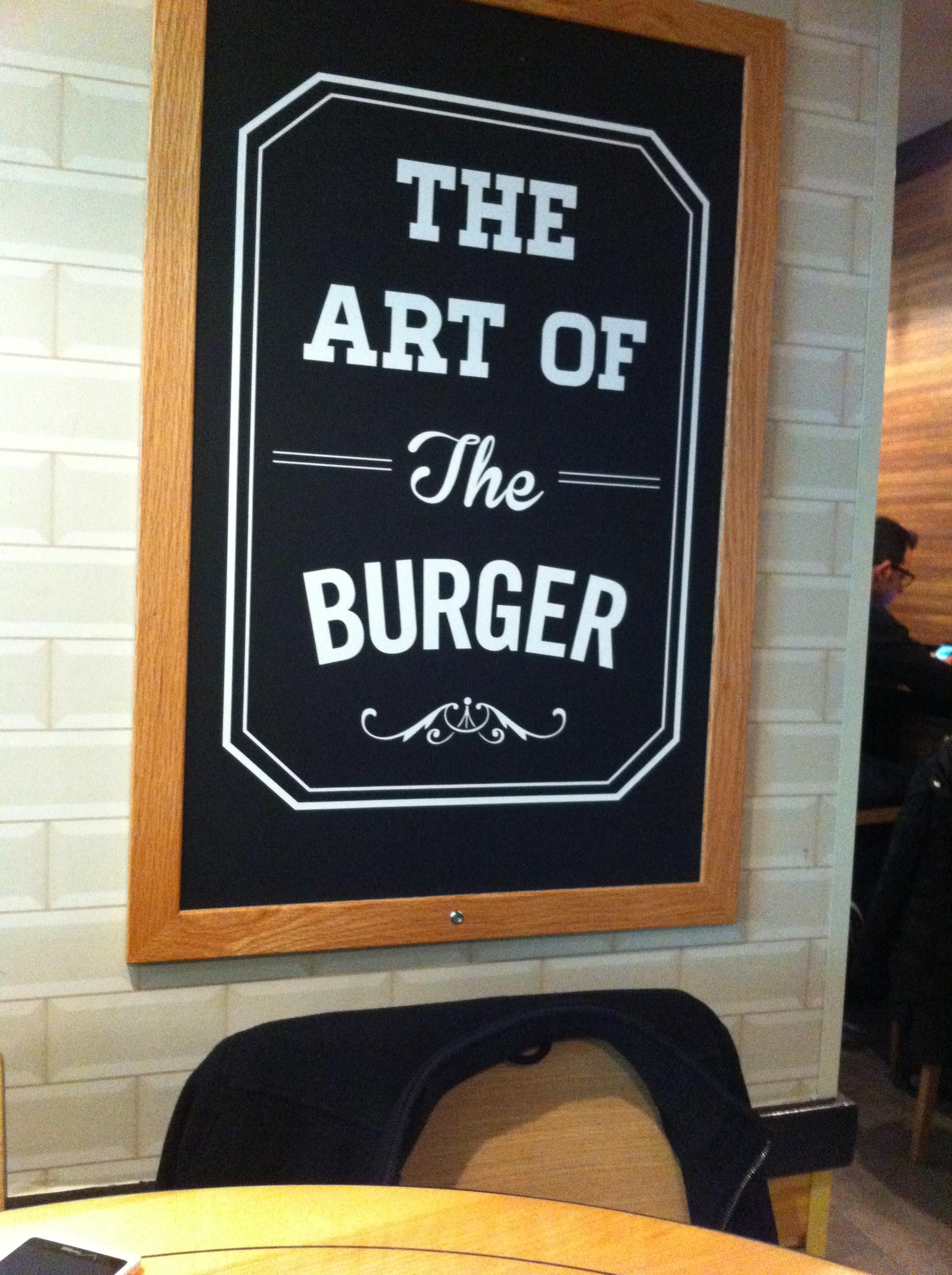 Metro Burger Bar