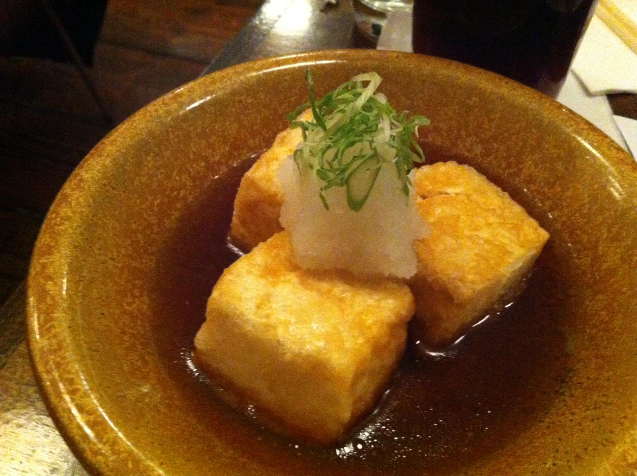SobaKoh - Agedashi Tofu