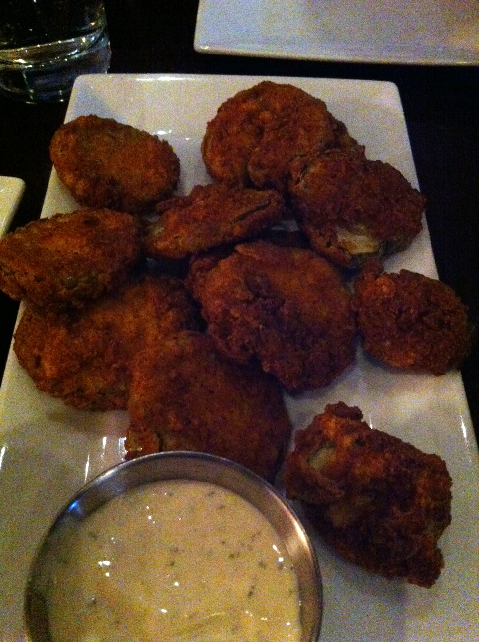 Blossom - Fried Pickles