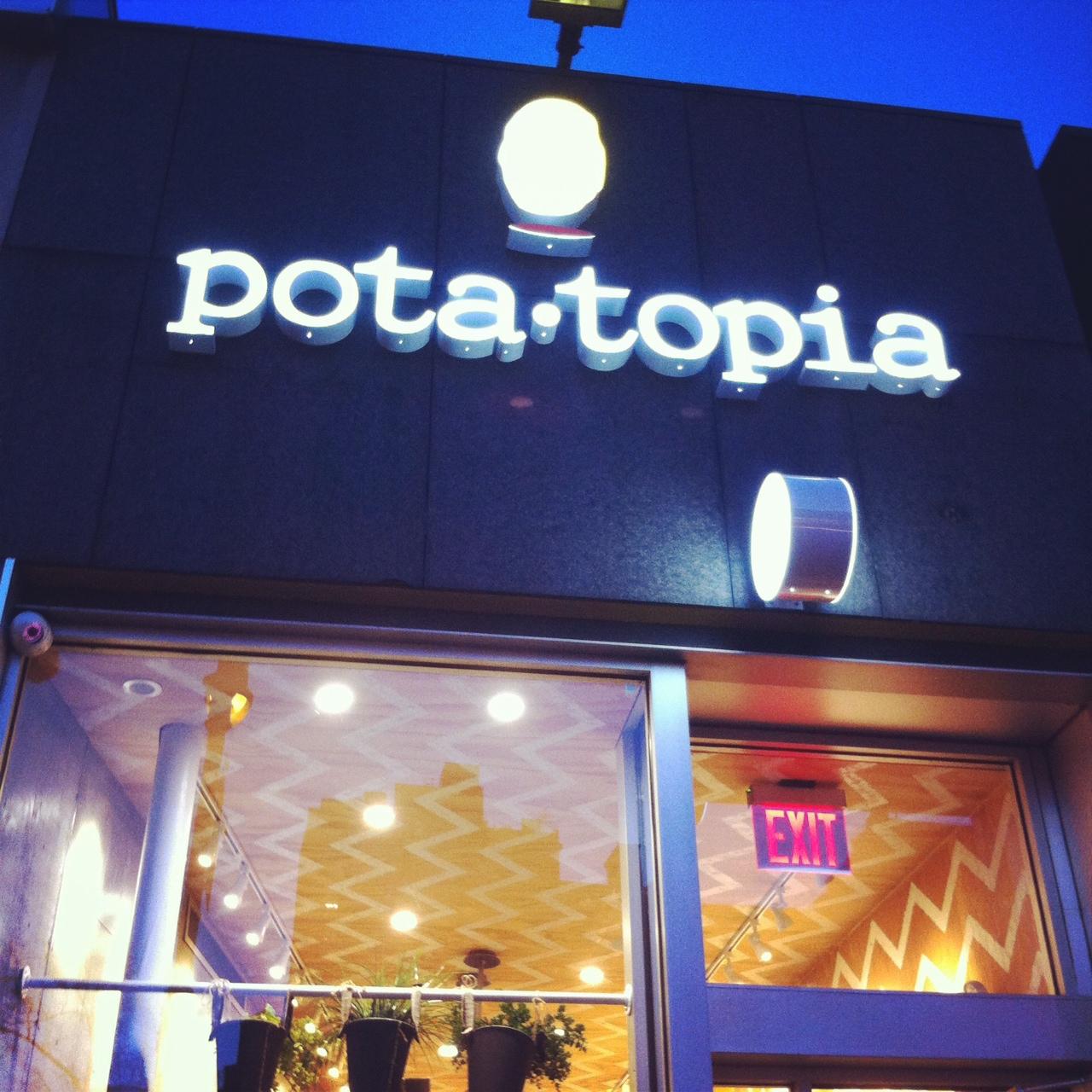 Potatopia - Greenwich Village
