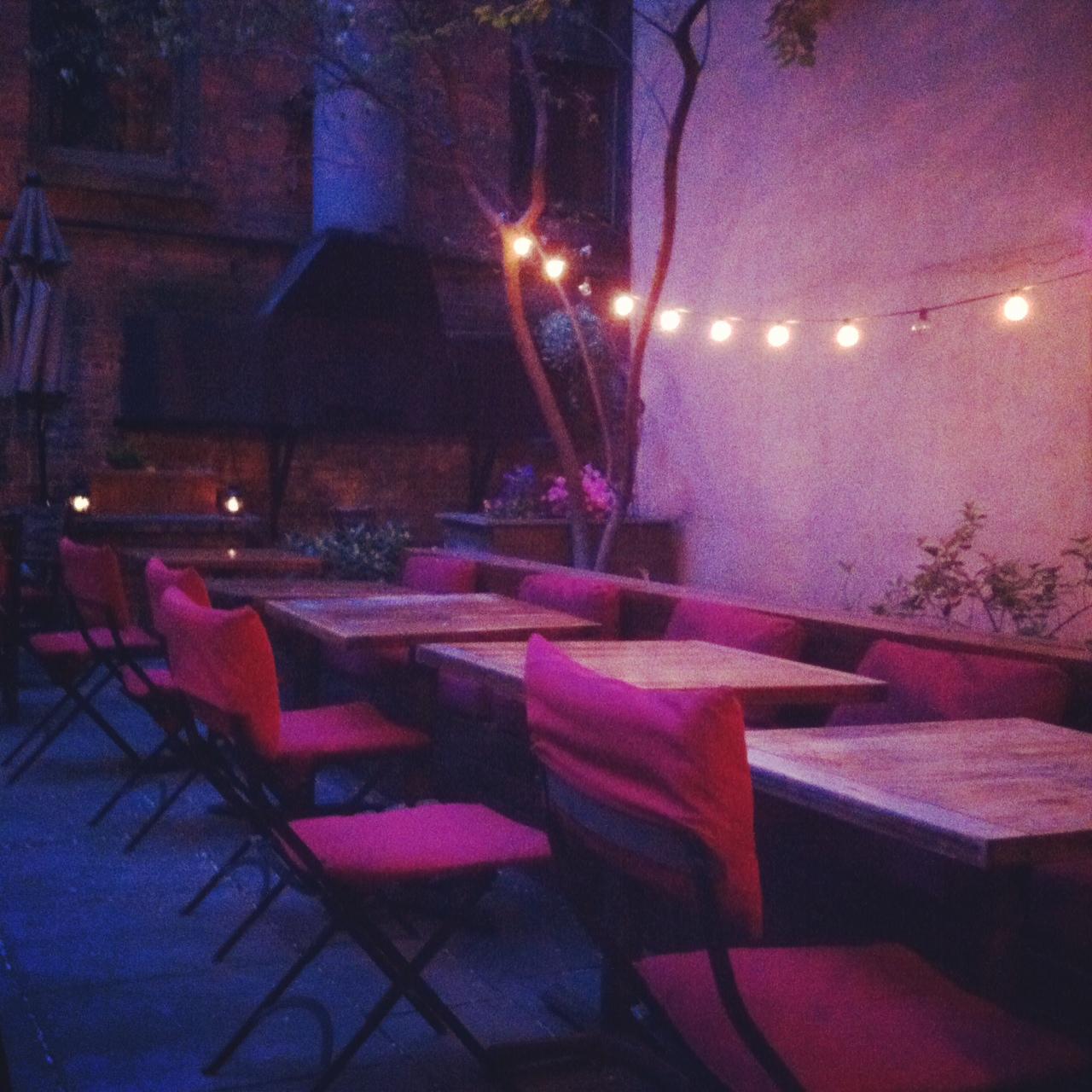Pure Food & Wine, Union Square