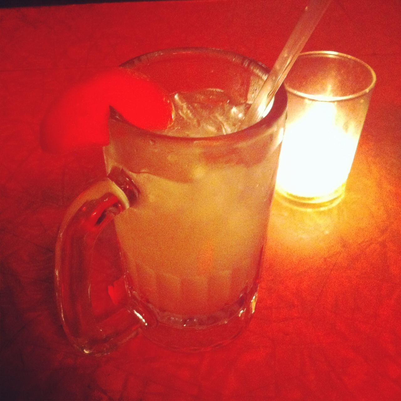 Ginger Yum Yum, Botanica Bar, Nolita