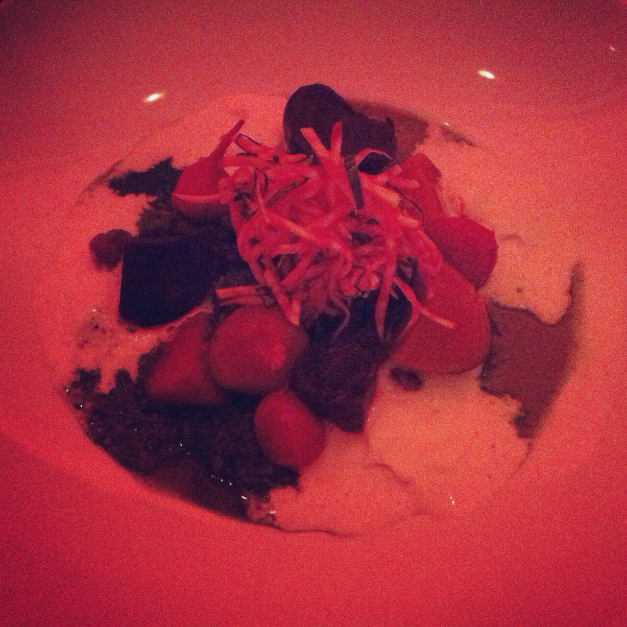 Beets, Dirt Candy