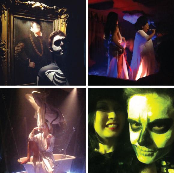 Halloween McKittrick Hotel Inferno