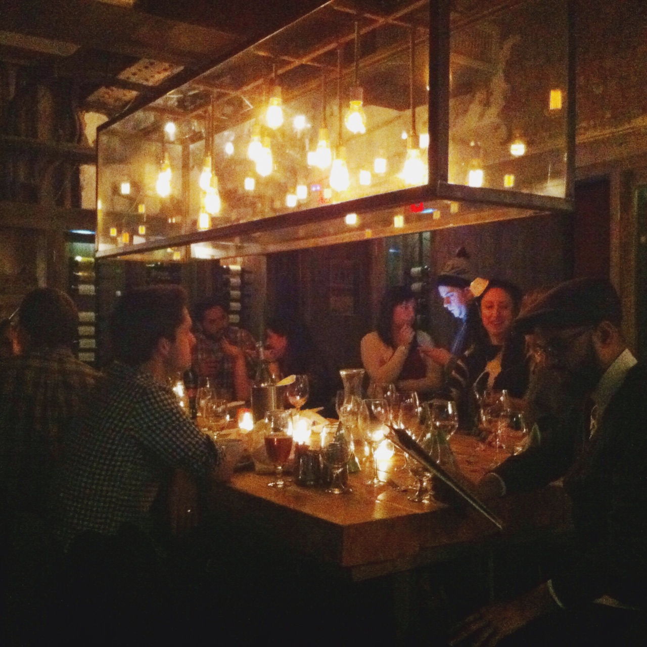 Chef's Table at Fraunces Tavern, Financial District