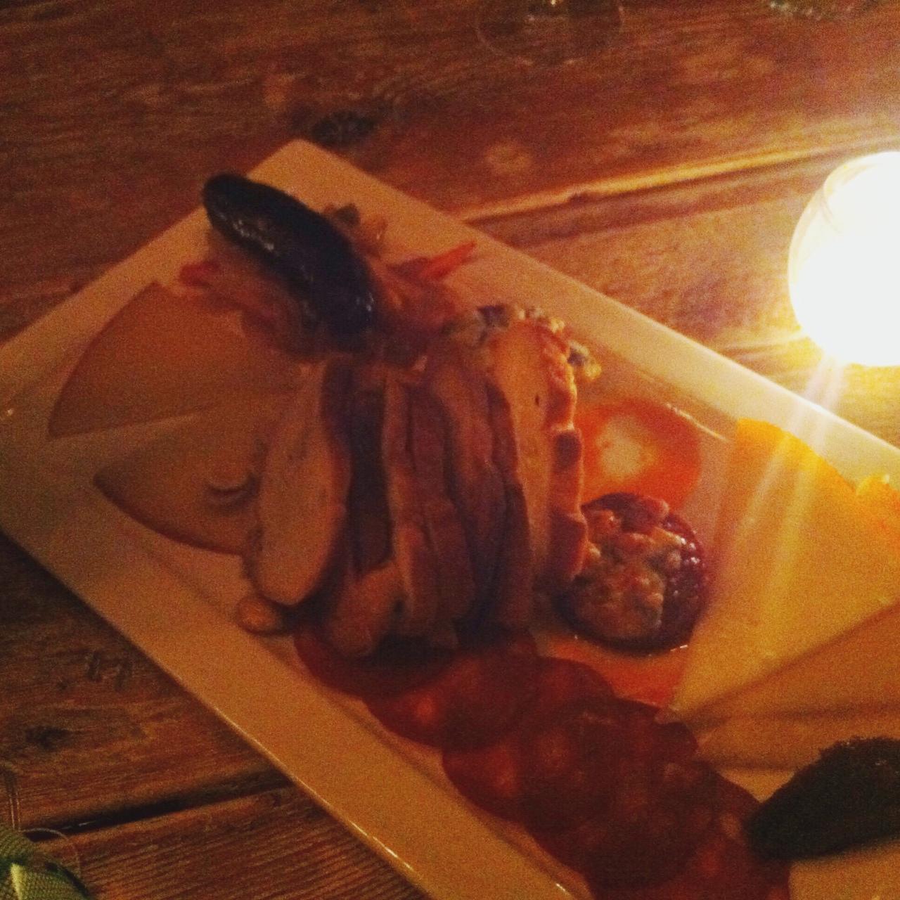 Spanish Cheese Platter, Fraunces Tavern