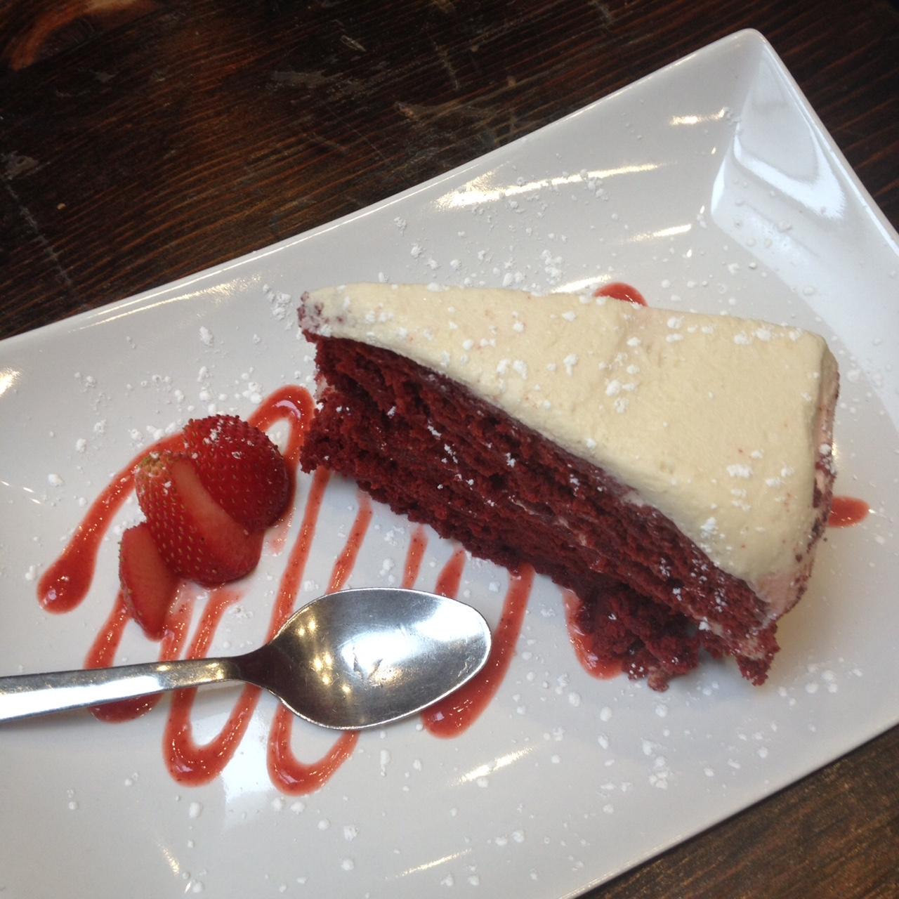 Red Velvet Cake, Gust Organics