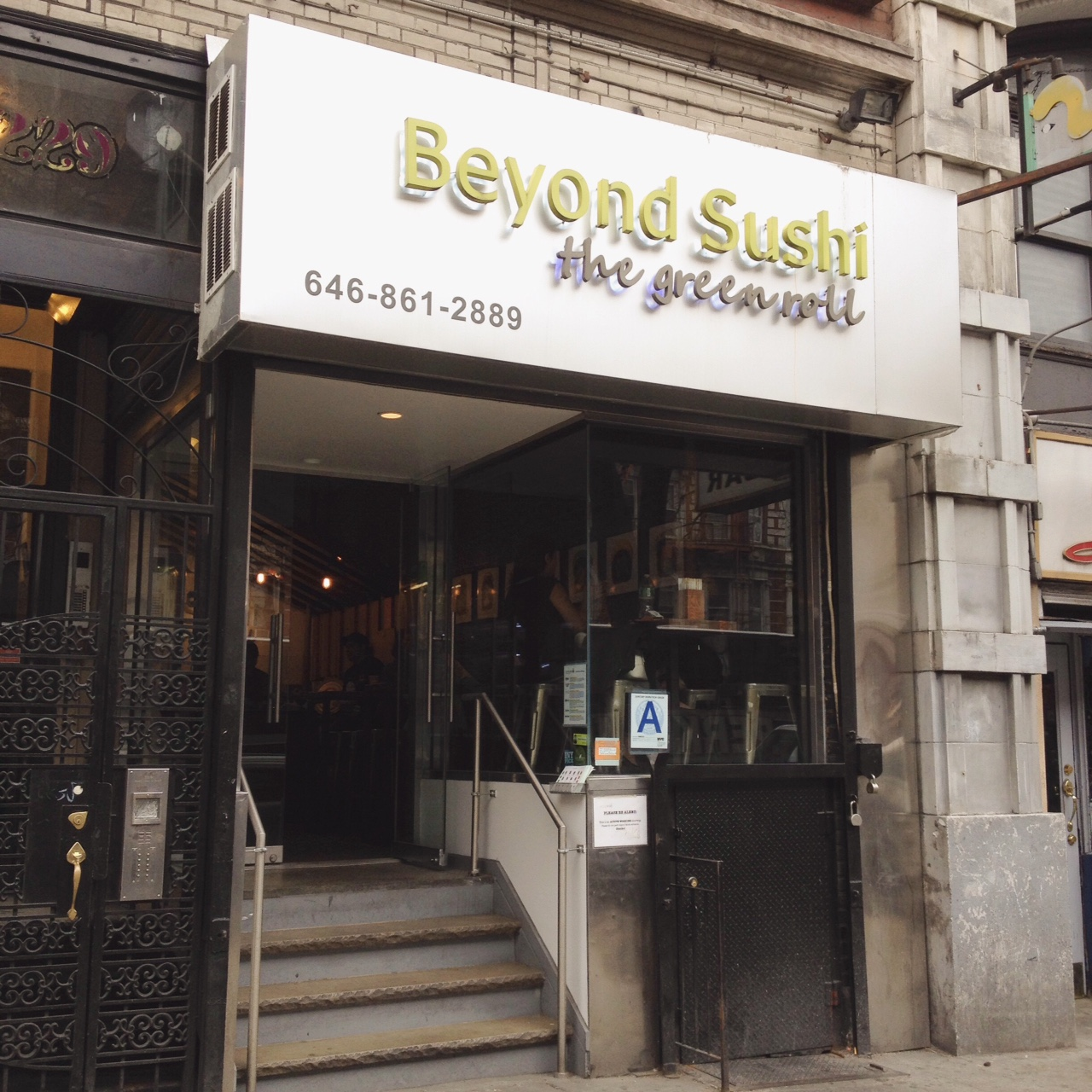 Beyond Sushi, Union Square NYC