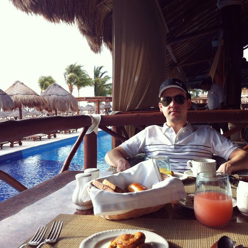 Excellence Riviera Cancun, Mexico