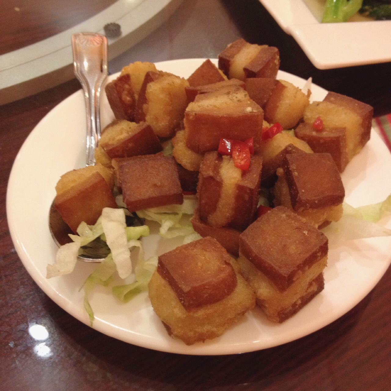 Fried Ribs, Buddha Bodai, Chinatown