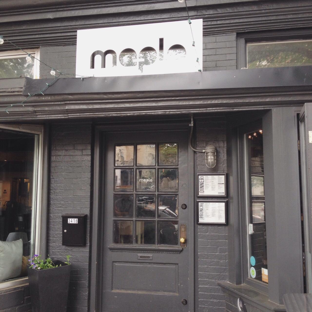 Maple, Washington DC