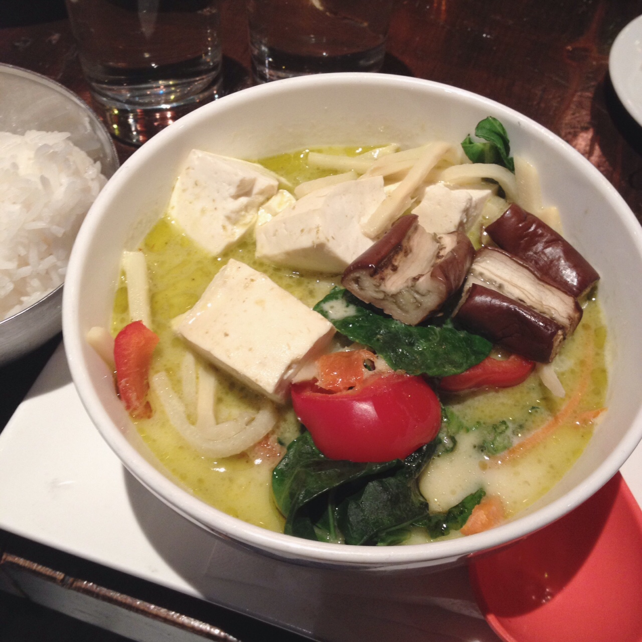 Green Curry, Obao