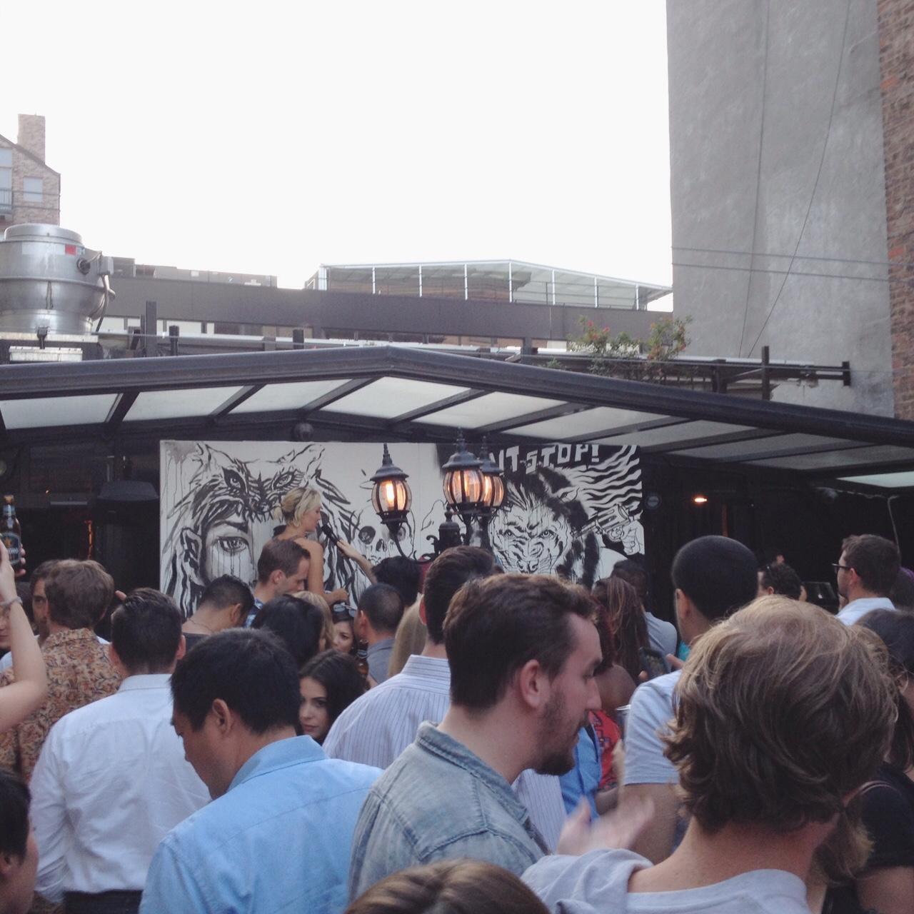 Thrillist & Sapporo Beer Event