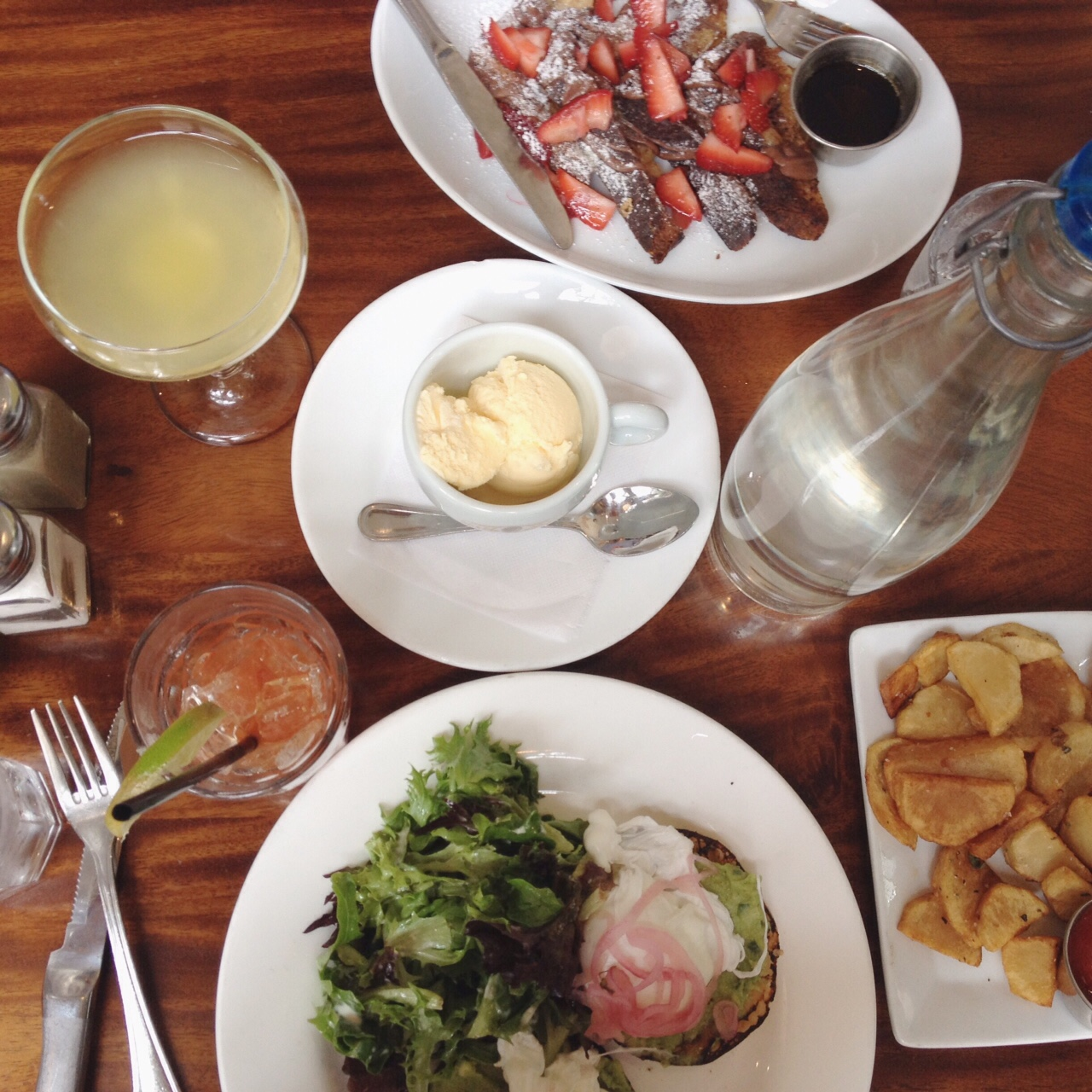 Brunch, Hamilton Inn, Jersey City