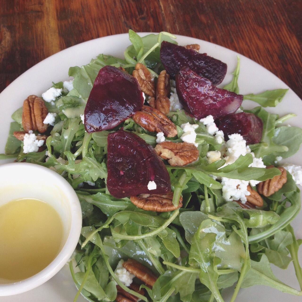 Baby Arugula Salad, San Marzano
