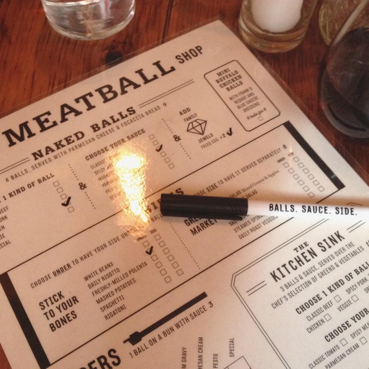 The Meatball Shop, Chelsea