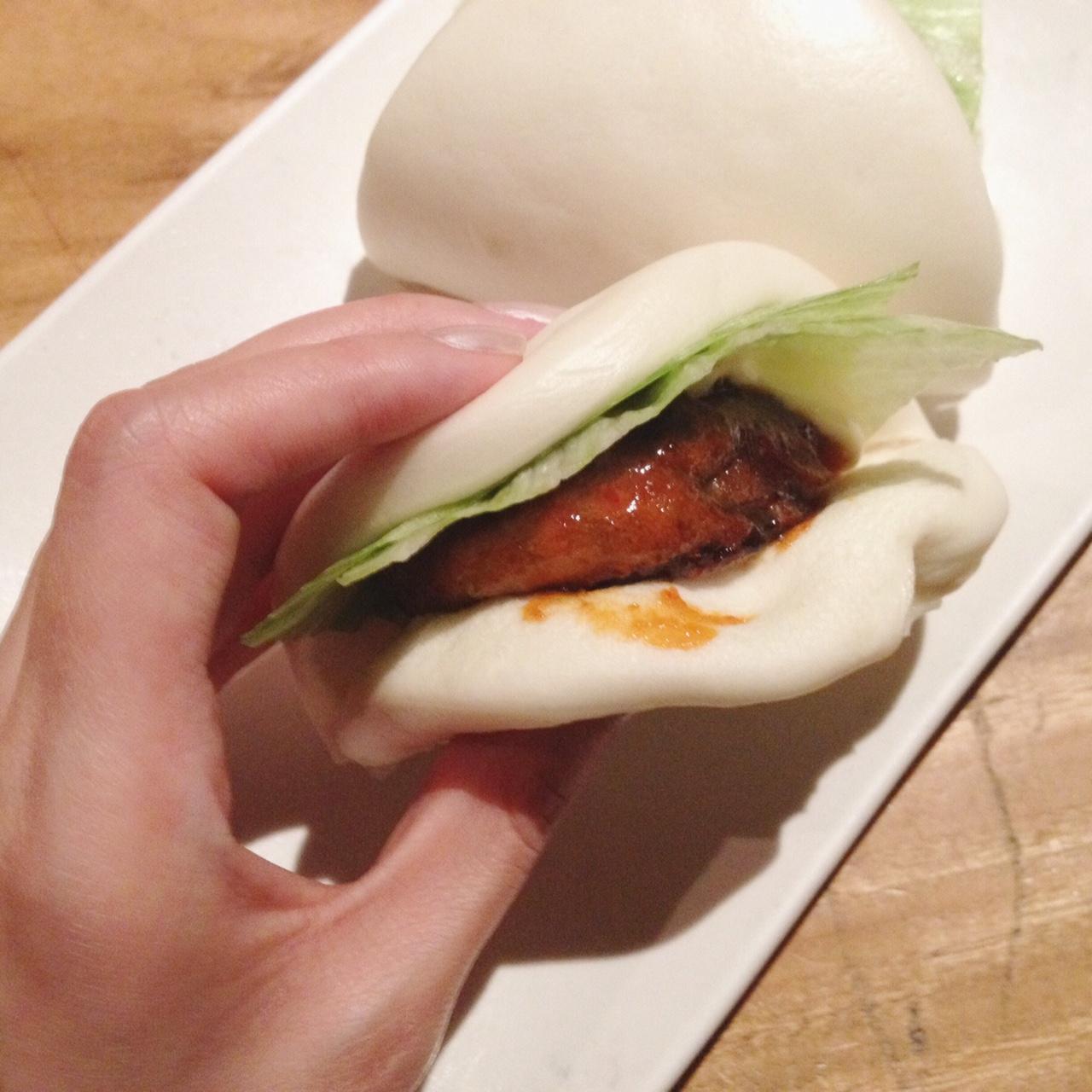 Hirata Vegetable Buns, Ippudo