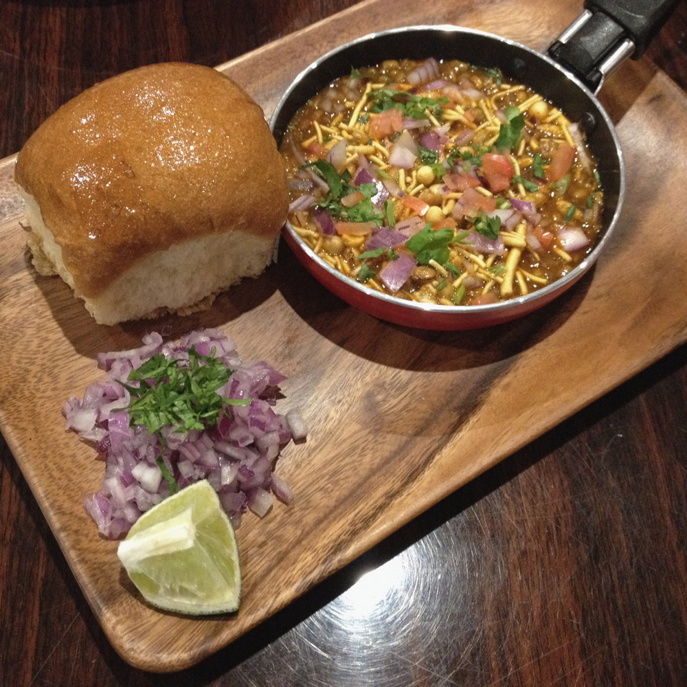 Misal Pao, Indian Street Eats, Kailash Parbat