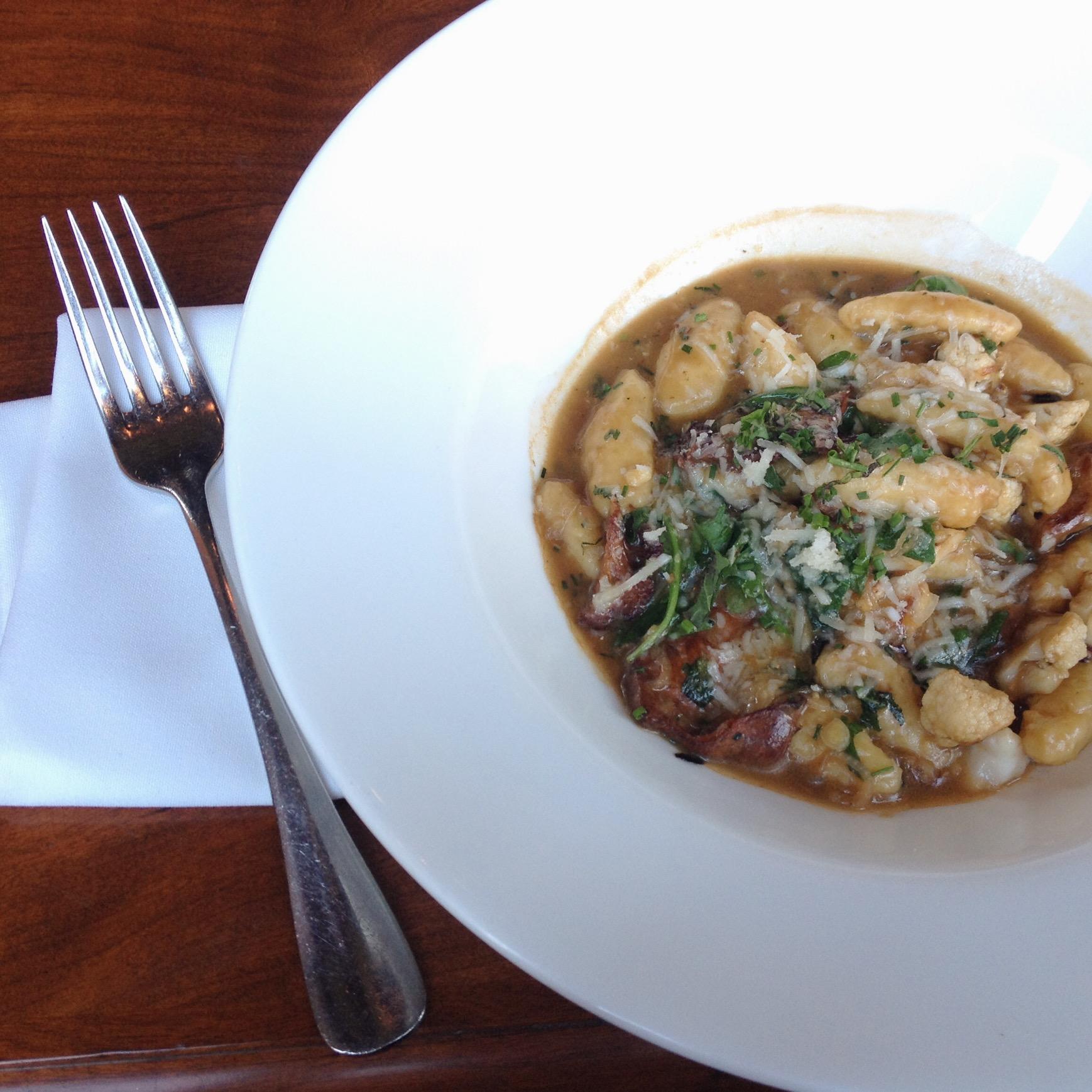 Parmesan Gnocchi, Light Horse Tavern