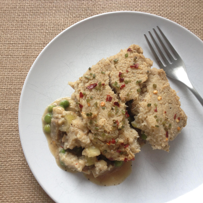 Vegan Thanksgiving Leftovers Shepherd's Pie