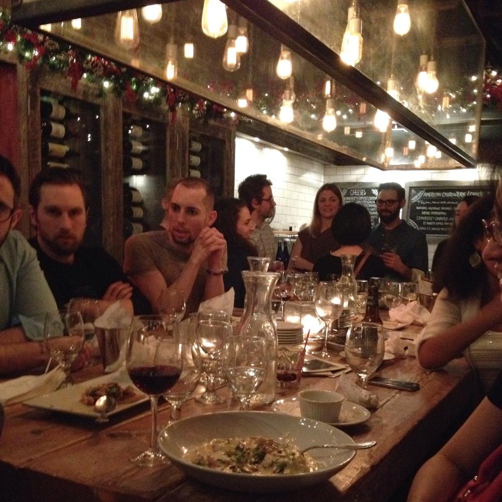30th Birthday at Fraunces Tavern