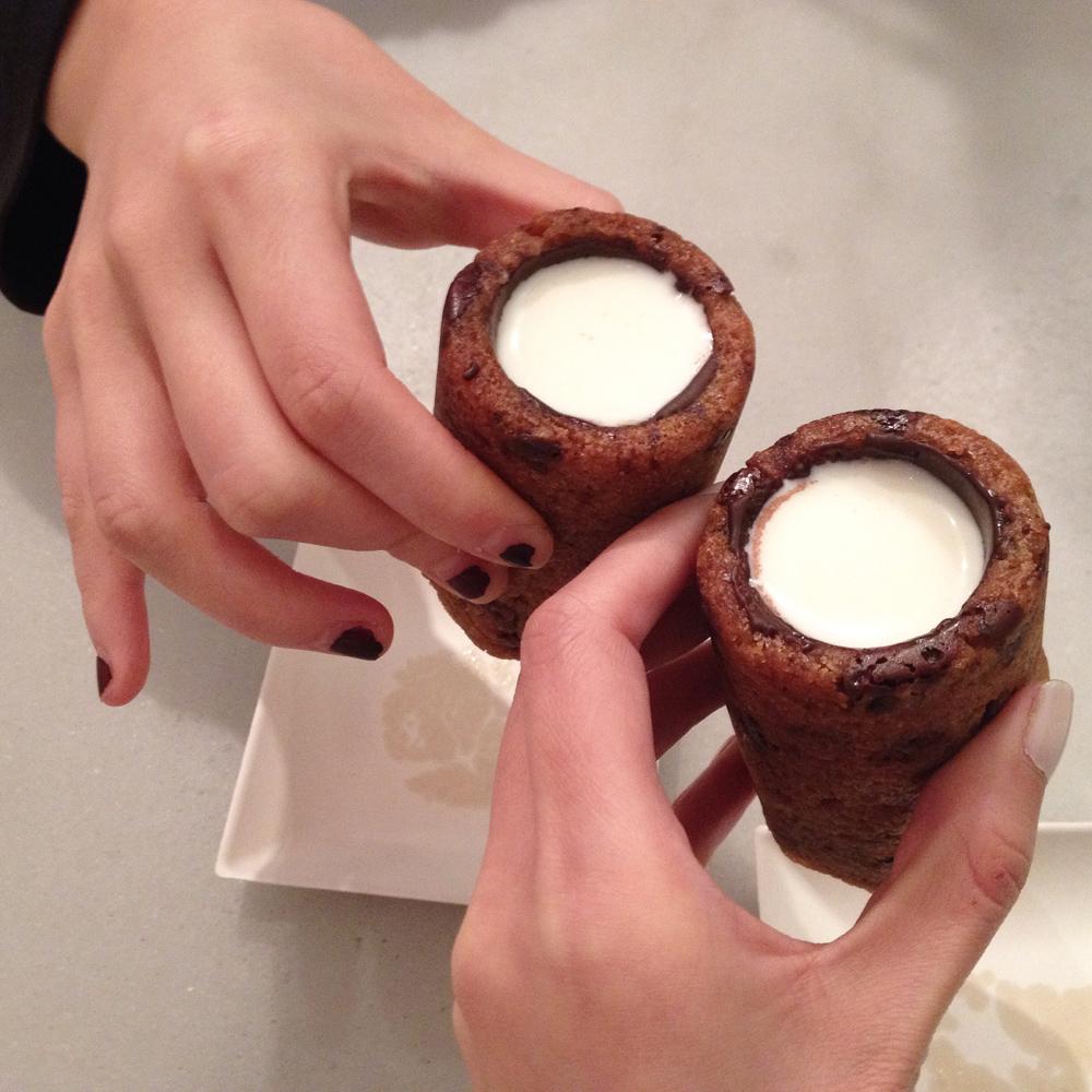 Cookie Shots, Dominique Ansel
