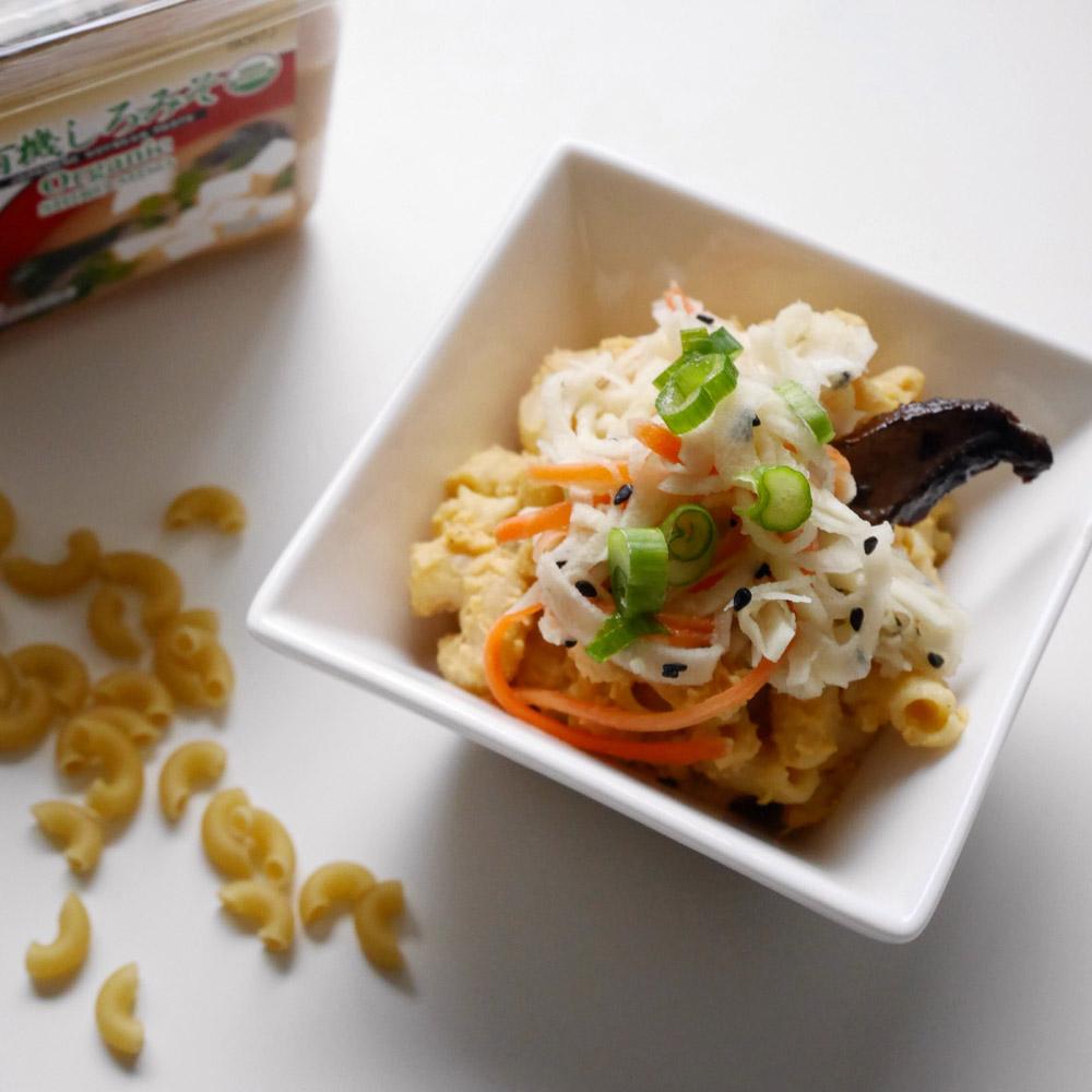 "Vegan Miso Sesame Mac & ""Cheese"" Recipe"