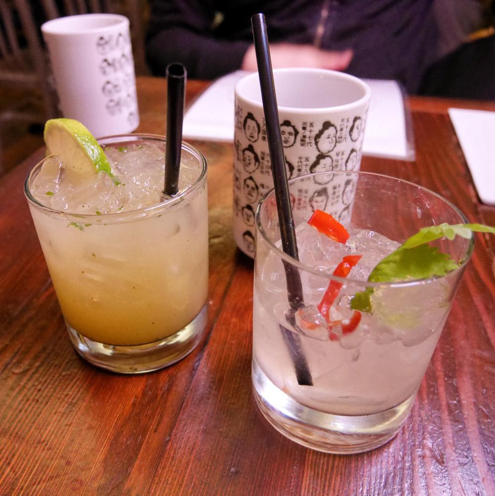 Cocktails, Dassara Ramen