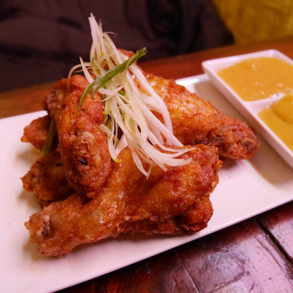 Tebasaki Wings