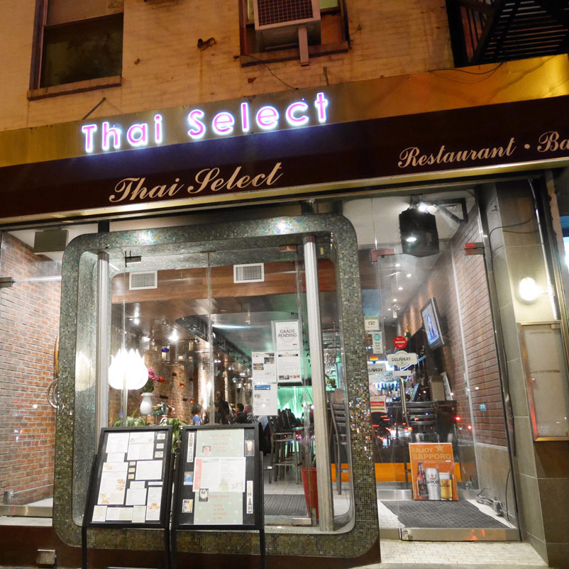 Thai Select, Hell's Kitchen