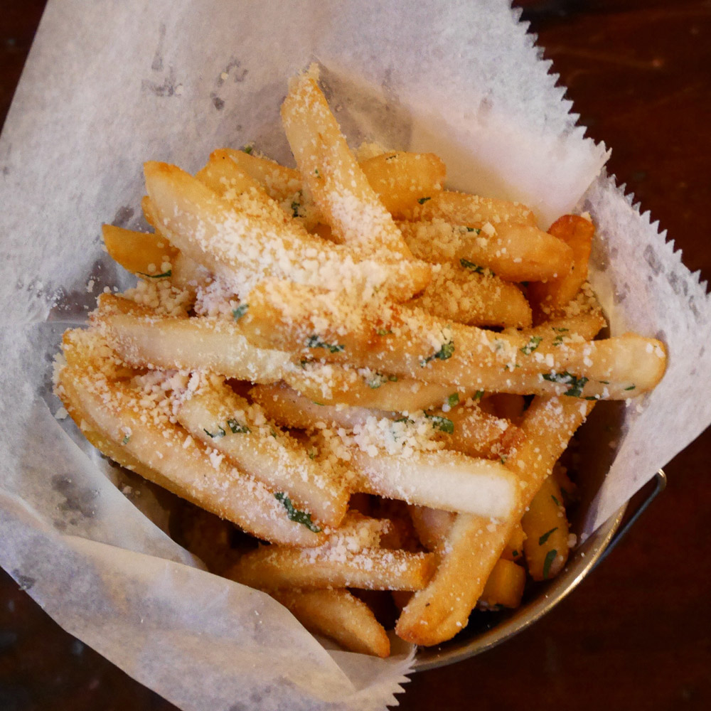 Truffle Fries, Hunter's Brooklyn