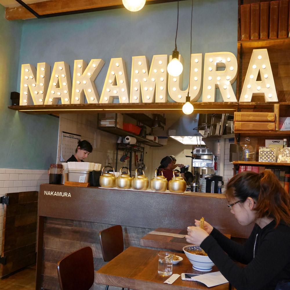 Nakamura Ramen, Lower East Side