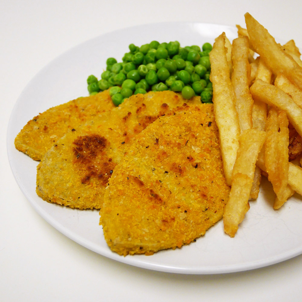 May Wah Vegan Golden Fish Filets