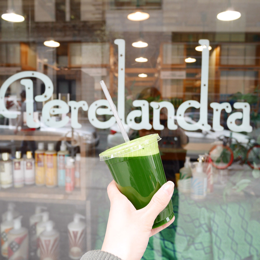 Perelandra Natural Foods Center, Brooklyn Heights