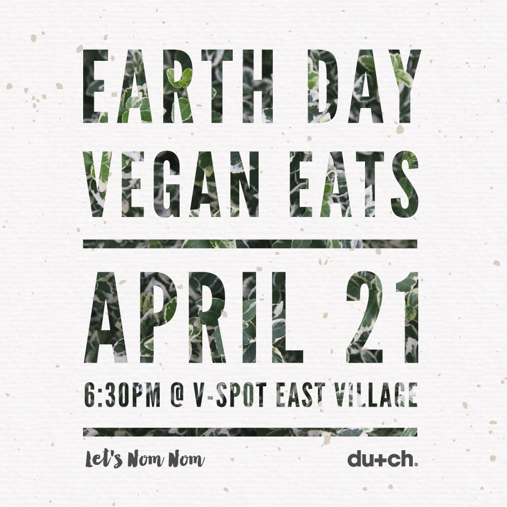 Earth Day Event Invitation