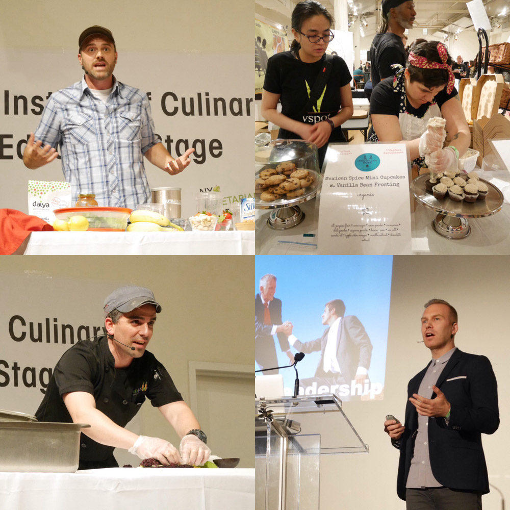 2016 NYC Vegetarian Food Festival, US Veg Corp
