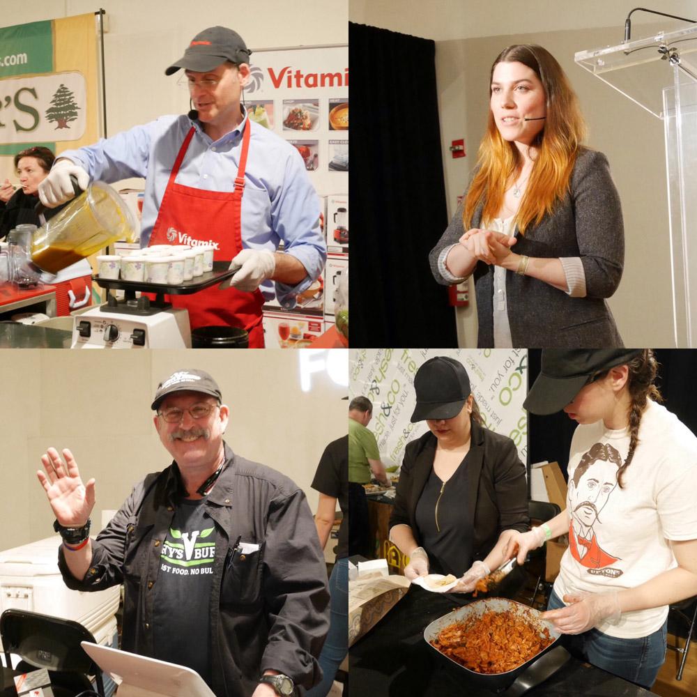 2016 NYC Vegetarian Food Festival, US Veg Corp
