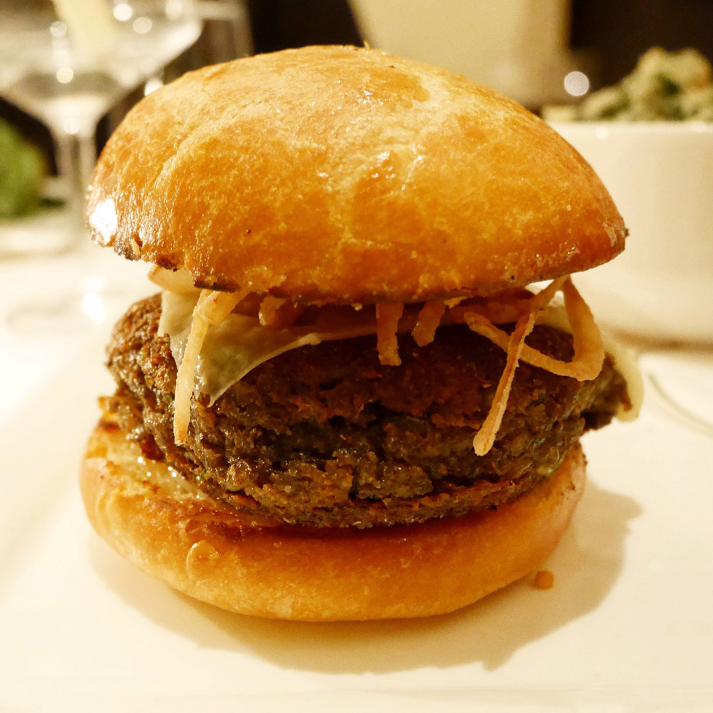 Mushroom Burger, Telepan