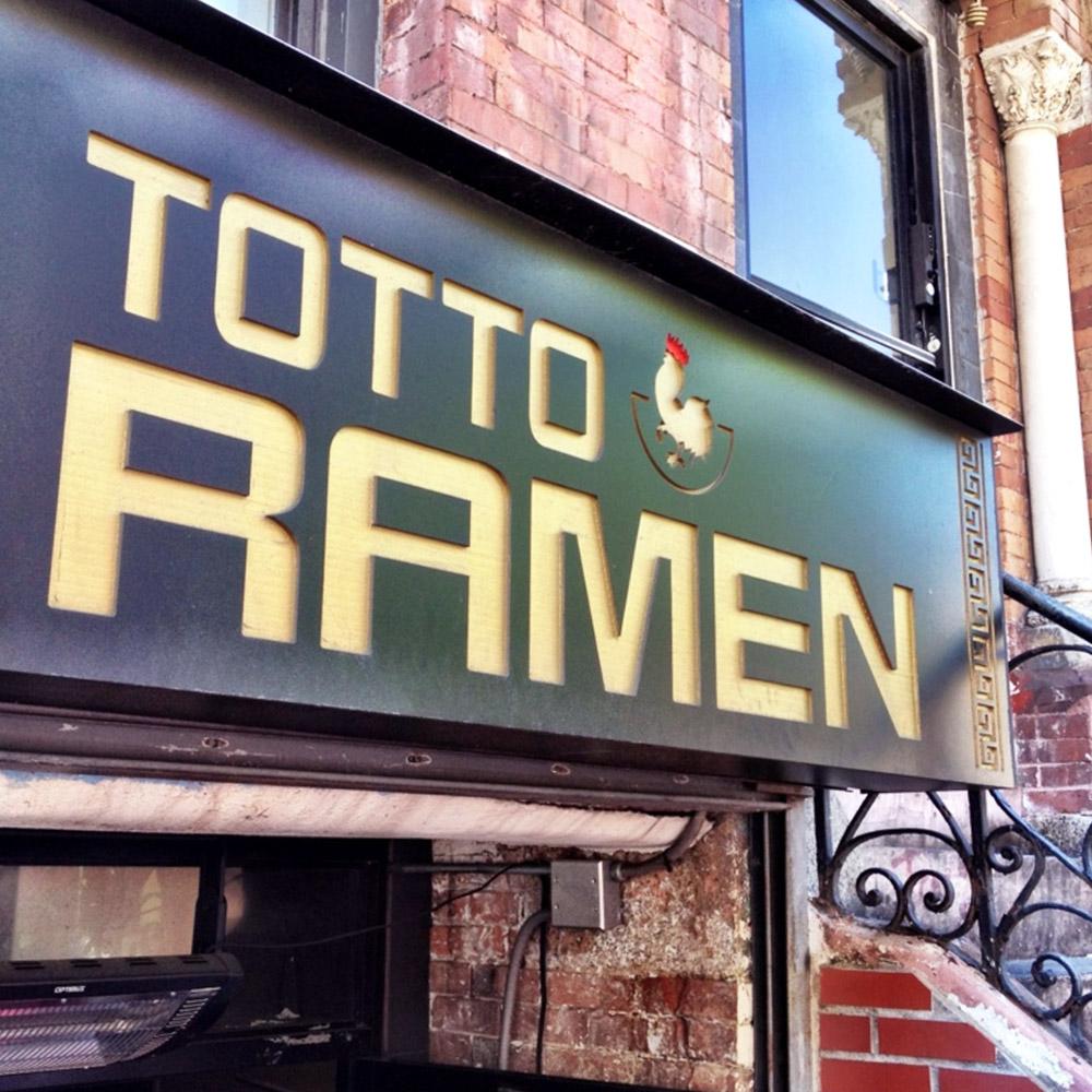 Totto Ramen, Midtown West