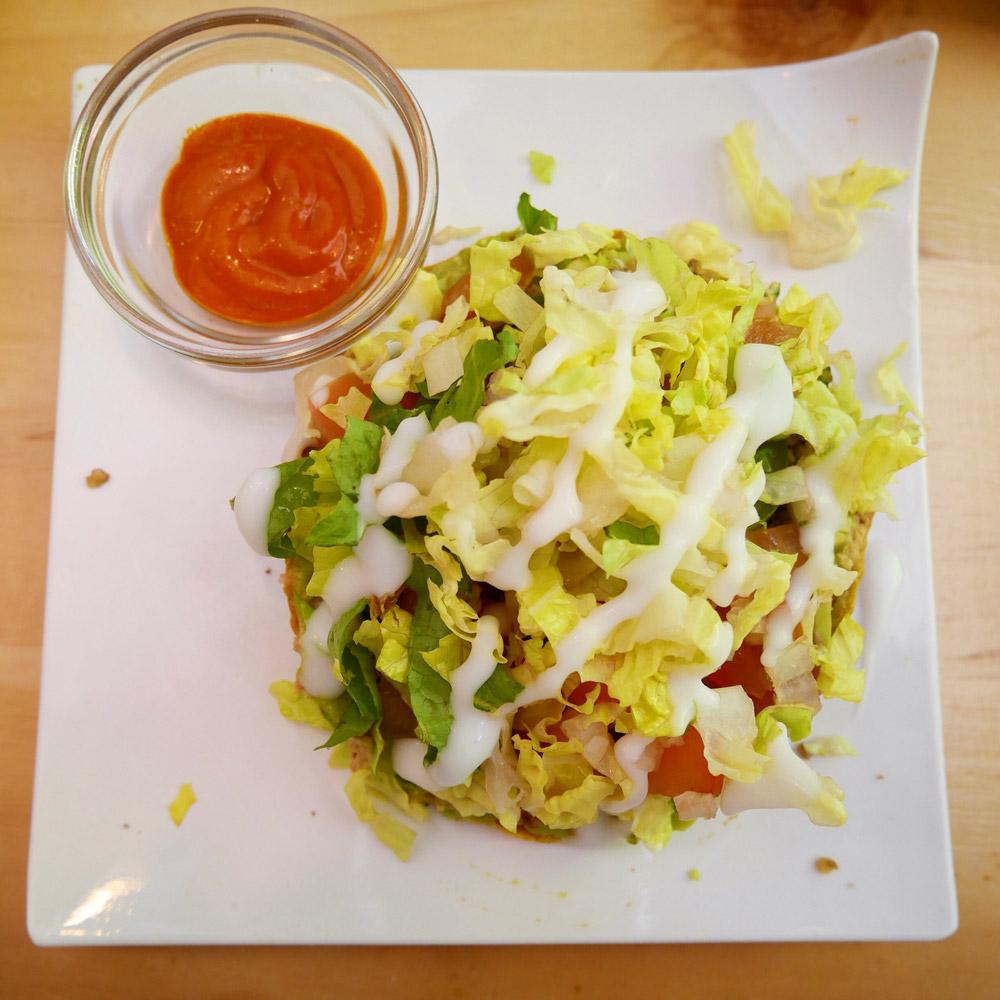 Raw Vegan Tostada, Quintessence