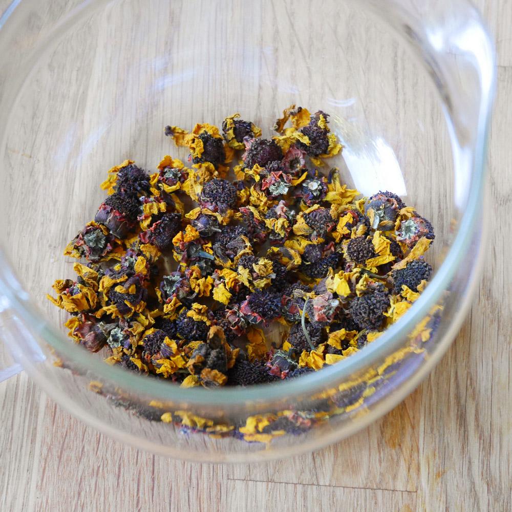 Snow Honey Chrysanthemum, Totem Tea, Portland
