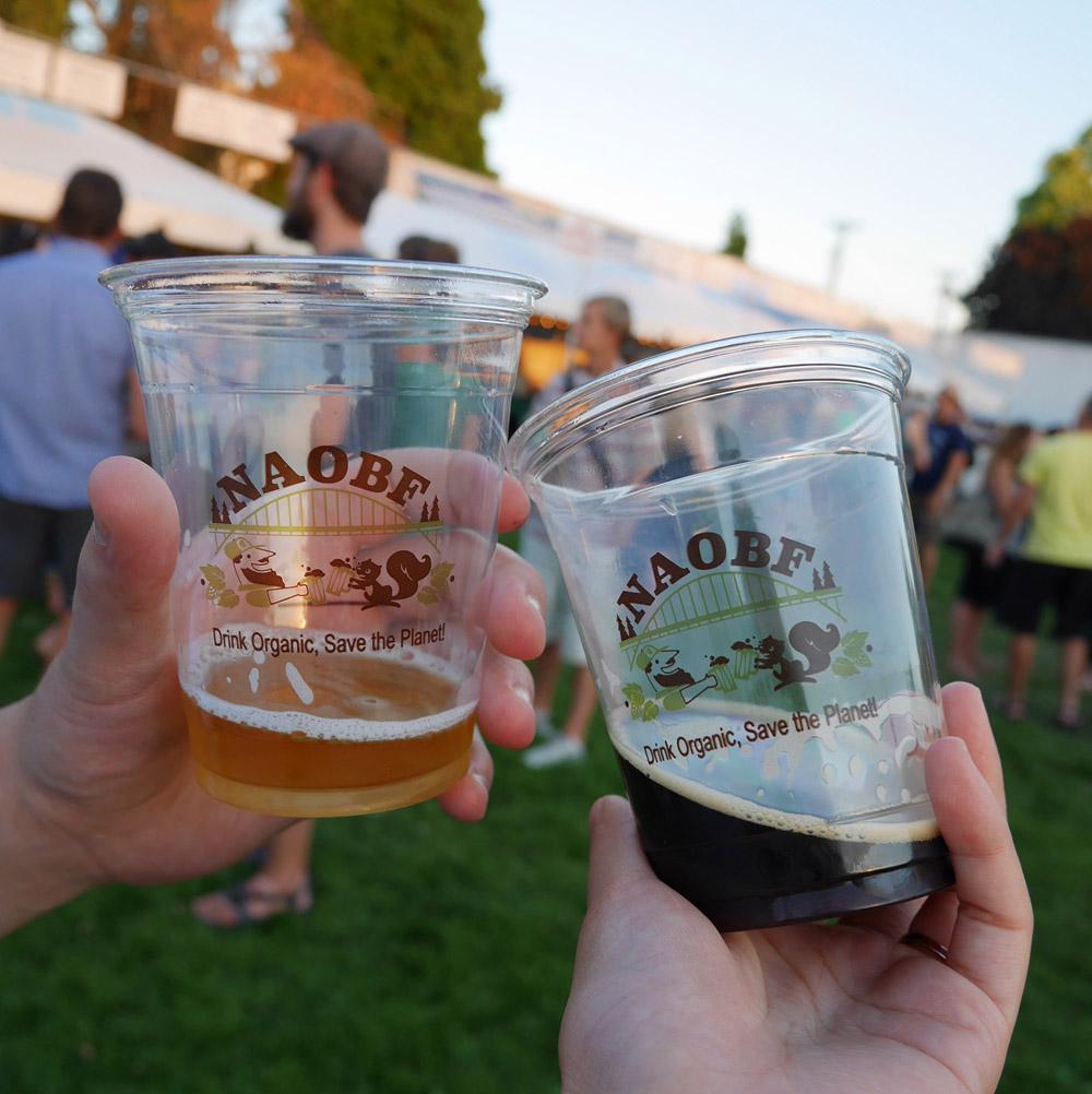 2016 Organic Beer Festival, Portland