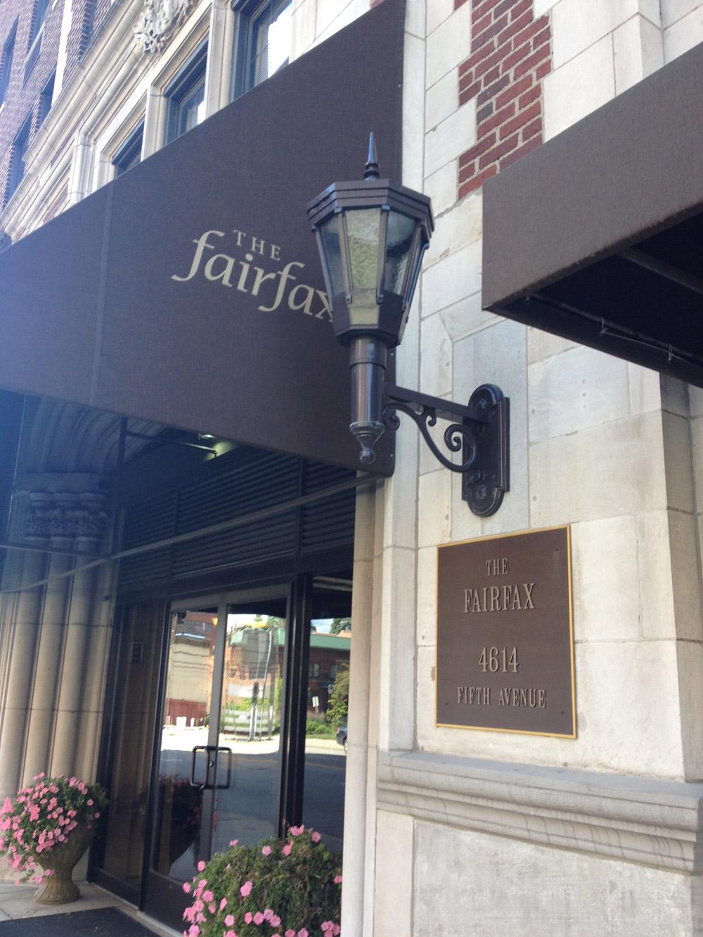 Fairfax Apartments, Pittsburgh