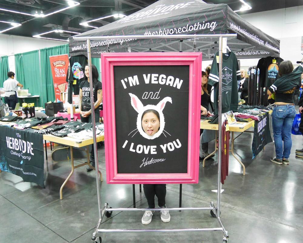 Herbivore Clothing, Portland VegFest