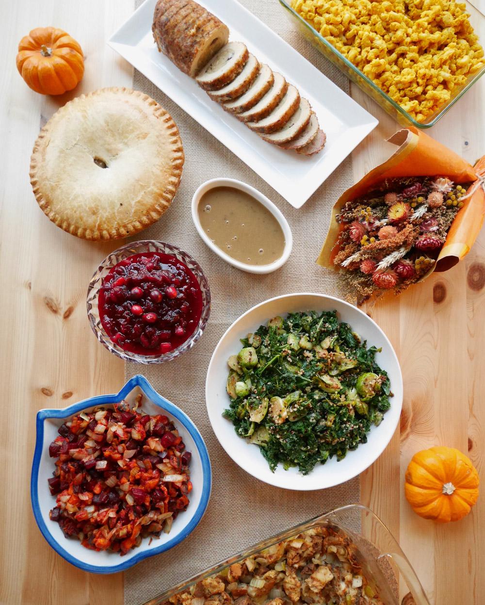 ThanksLiving, Vegan Vegetarian Thanksgiving Recipes