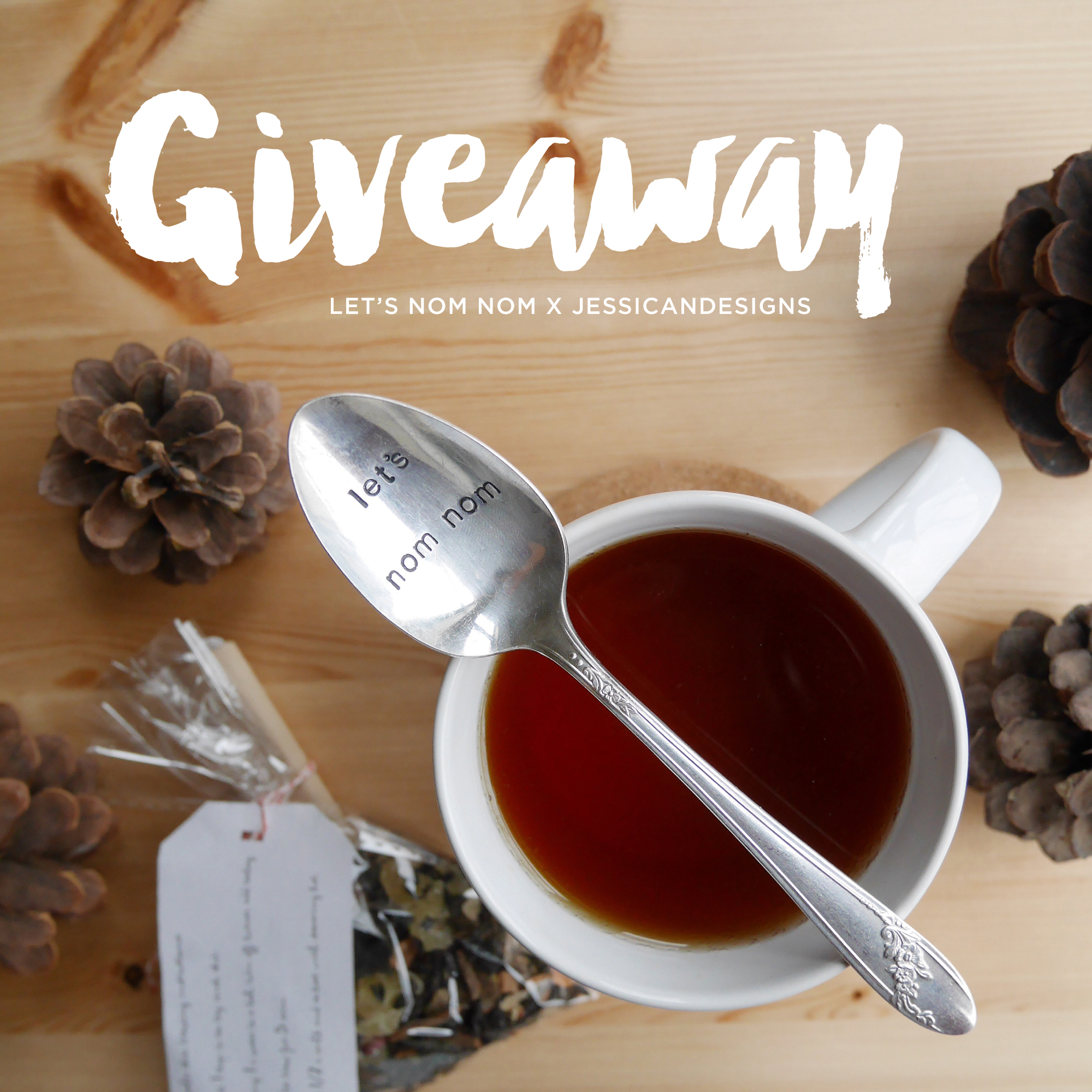 Let's Nom Nom x jessicaNdesigns Holiday Giveaway