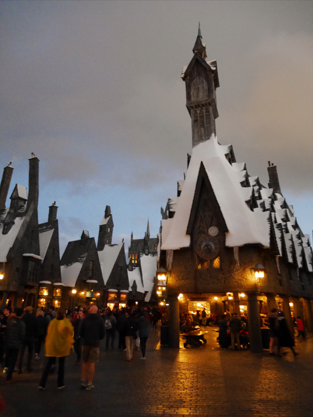 Hogsmeade, The Wizarding World of Harry Potter, Universal Studios Hollywood