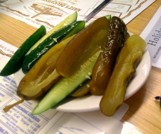 Katz Deli - Pickles