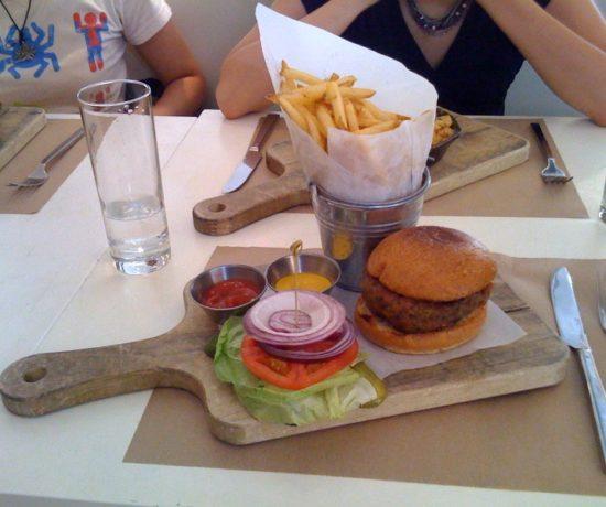 Delicatessen - The Bird Turkey Burger